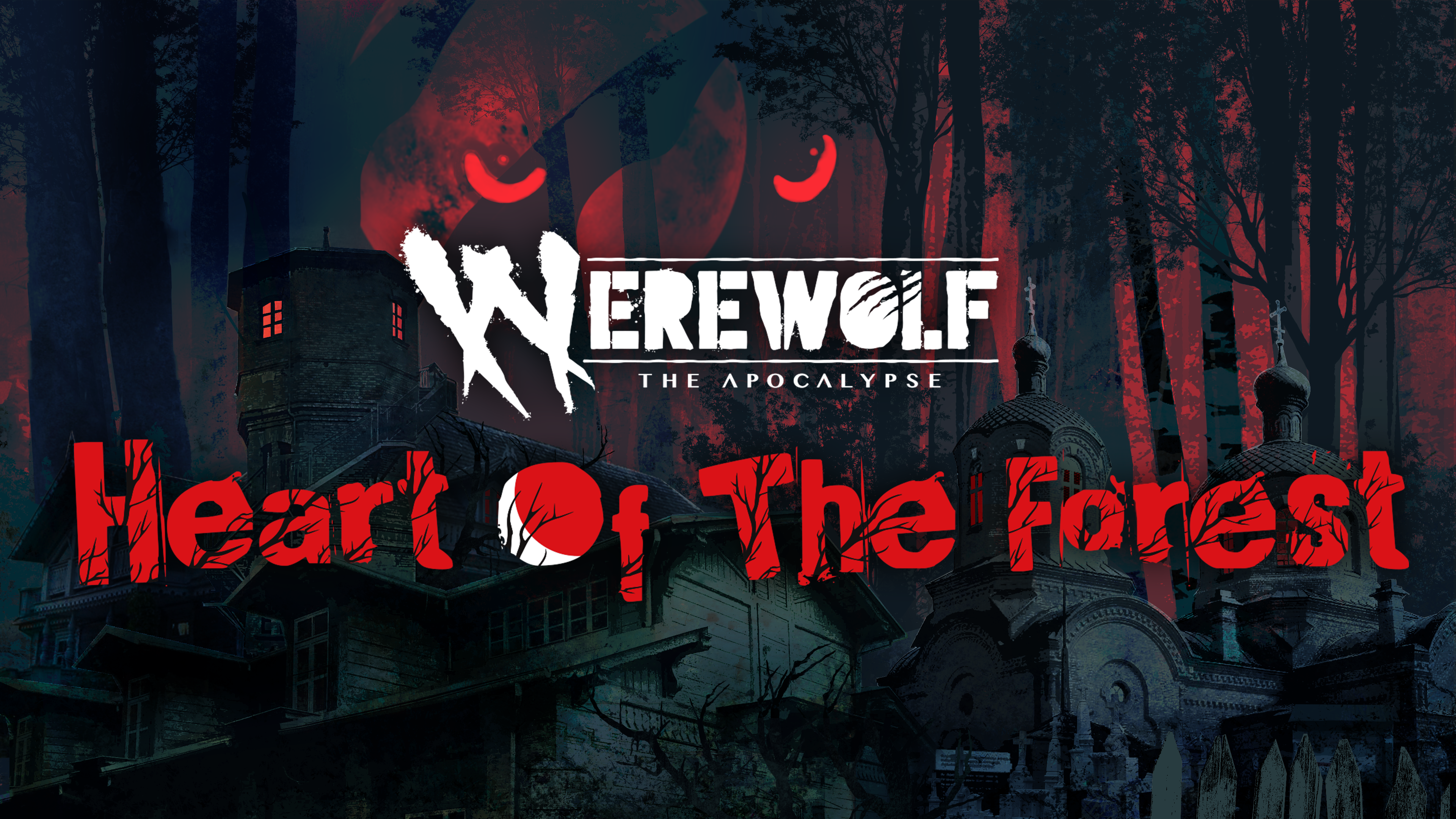 Werewolve: The Apocalypse - Heart of the Forest- Presse Graphik