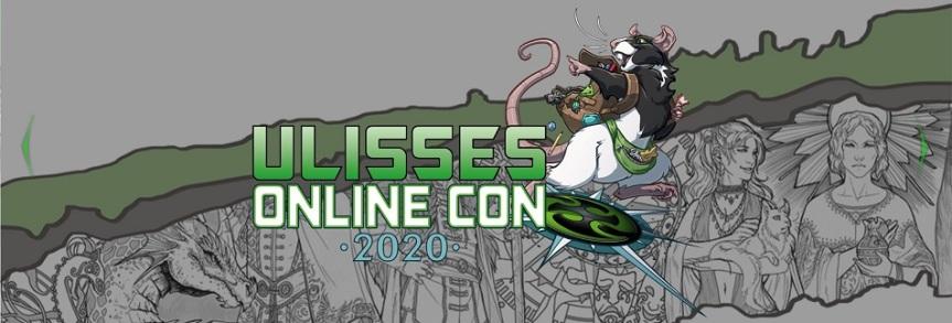 Ulisses Online Con: Welt der Dunkelheit Fanshergeschaut!
