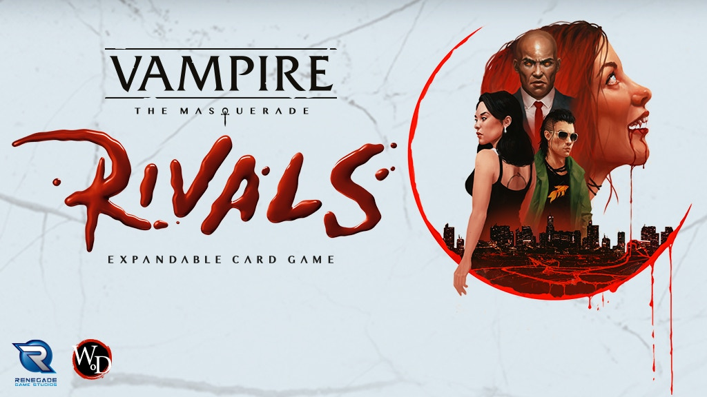 Vampire: The Maquerade - Rivals - Expandable Card Game