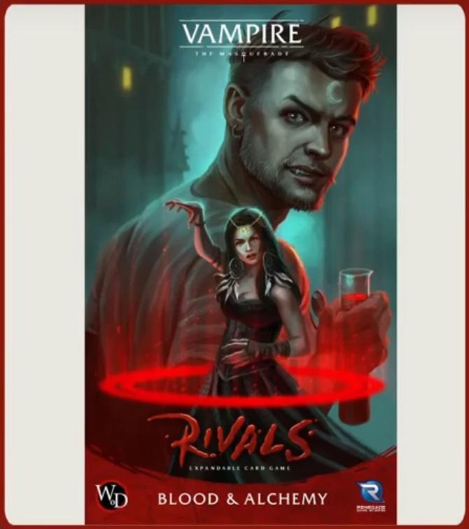 Rivals Erweiterung: Blood &Alchemy!