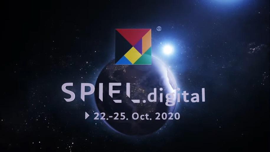 SPIEL.digital Logo