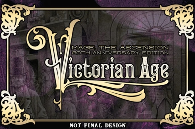 Mage: The Ascension M20 - Victorian Age - Thumbnail