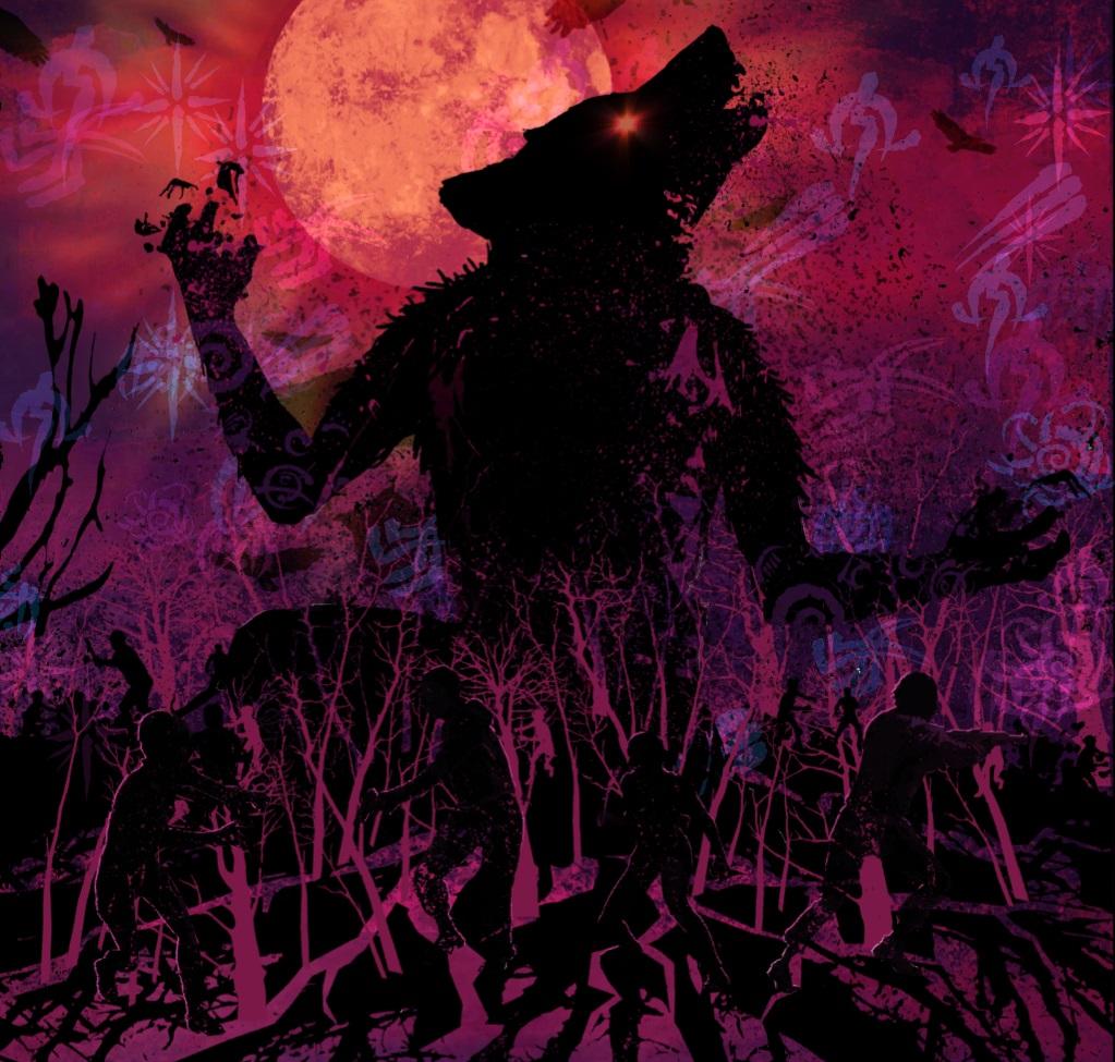 Werewolf: The Apocalypse - Heart of the Forest - Werwolf