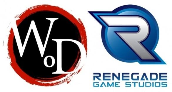 Renegade Games übernimmt Verlag der World of Darkness! Engl. V5 Nachdruckkommt