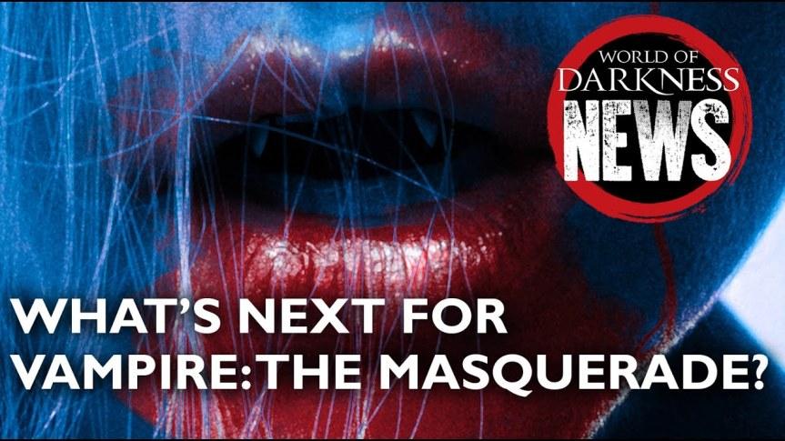 Offizielle World of Darkness News: Bloodlines 2 Zusammenfassung und Übersicht geplanter Veröffentlichungen