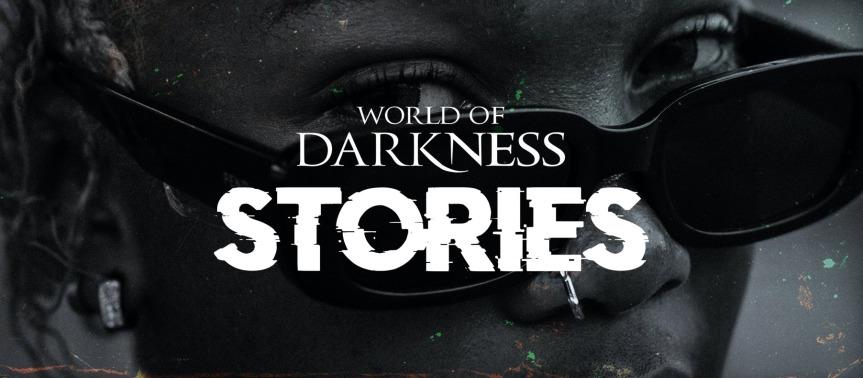 World of Darkness - Stories - Banner Graphik