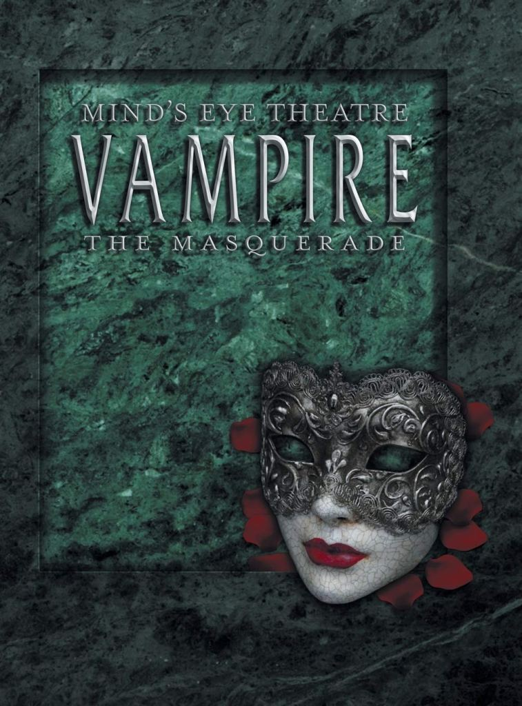 Mind's Eye Theatre (MET) - By Night Studios - Cover