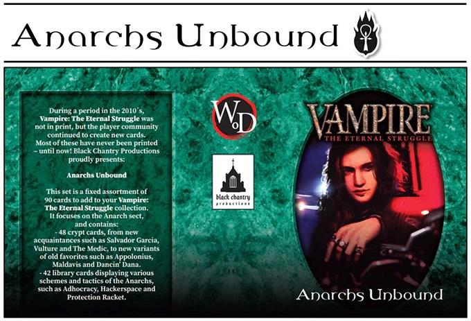 Vampire The Eternal Struggle Unleashed - Anarchs Unbound