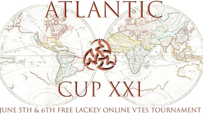 Turnierbericht: Atlantic Cup XXI (Vampire: The EternalStruggle)