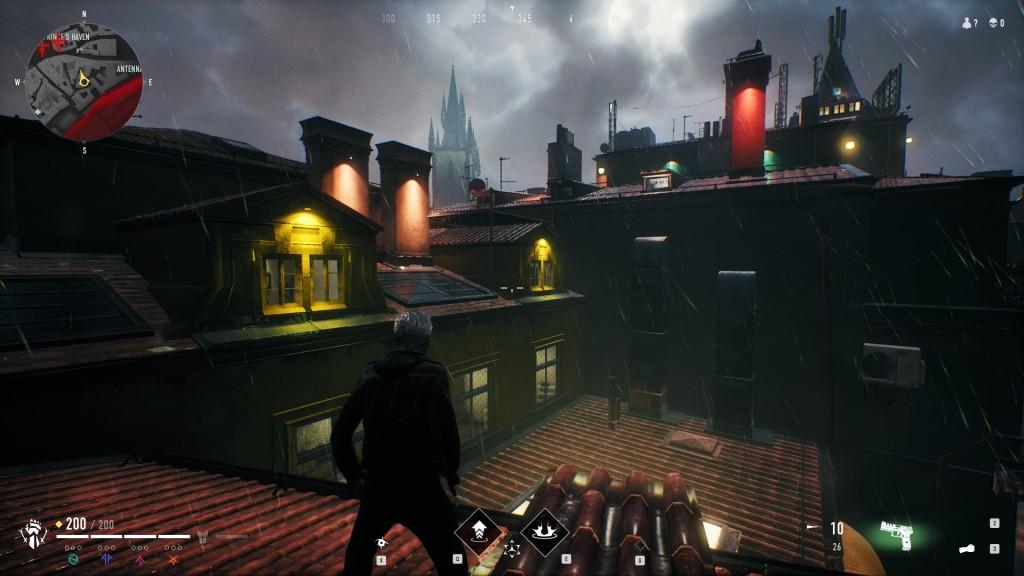 Bloodhunt - Stadt - Auf den Dächern Prags 2