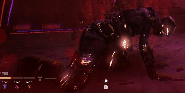 Bloodhunt - Finaler Tod, auf dem Dancefloor