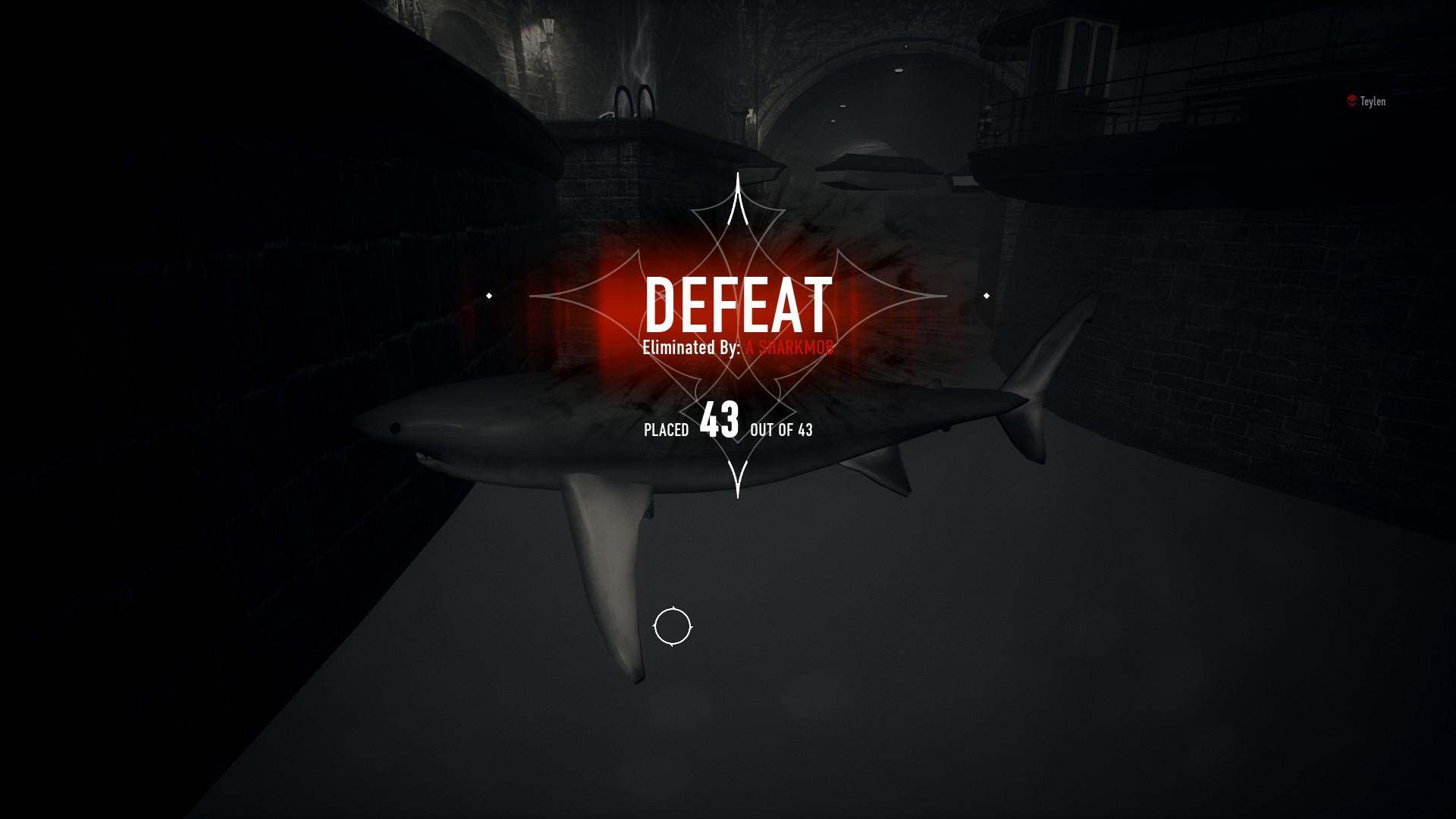 Bloodhunt - Hai-Opfer