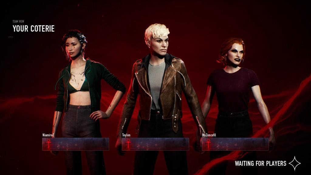 Bloodhunt - Charaktermodelle normale Auflösung