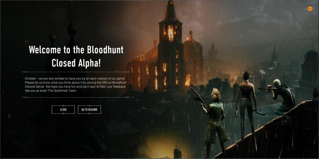 Bloodhunt - Willkommen zur Closed Alpha