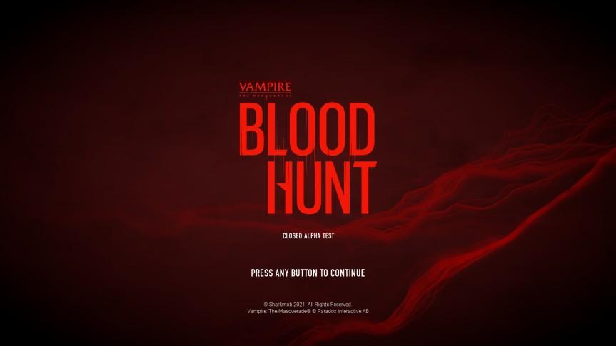 Bloodhunt: Eine intensive Betrachtung der ClosedAlpha