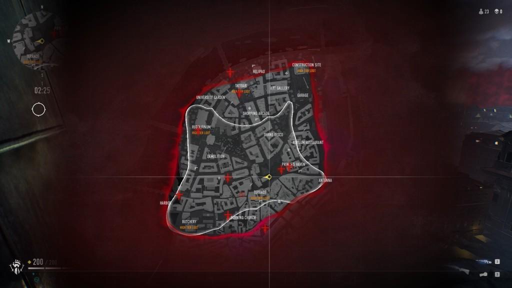 Bloodhunt - Noch ist recht viel Platz