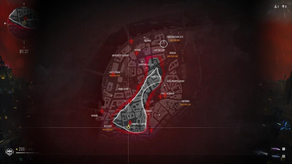 Bloodhunt - Der Platz wird enger