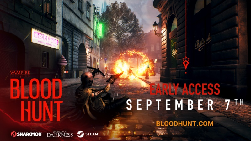Bloodhunt - Early Access Steam